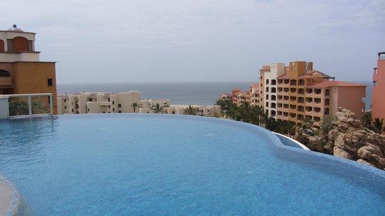 Playa Grande Resort: view from adult only pool @ Ridge