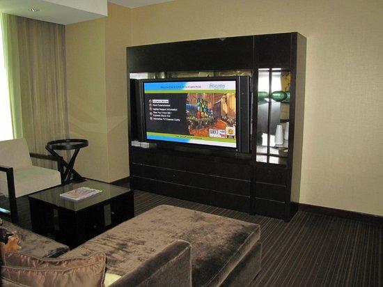 Aliante Casino + Hotel + Spa: big tv!