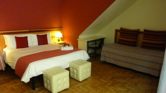 Tourist House Vittorio Ricci : Bed/Sitting area