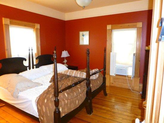 Sail Inn B&B: Zimmer 2