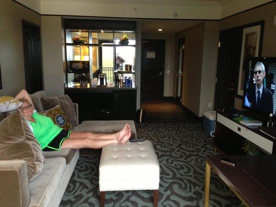 Casino Del Sol : Room Pic