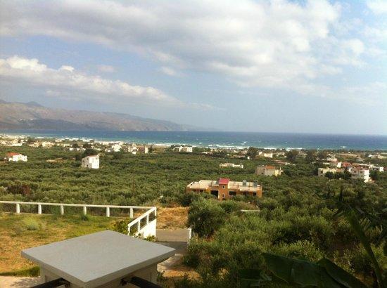 Antilia Apartments: Blick aus Meer