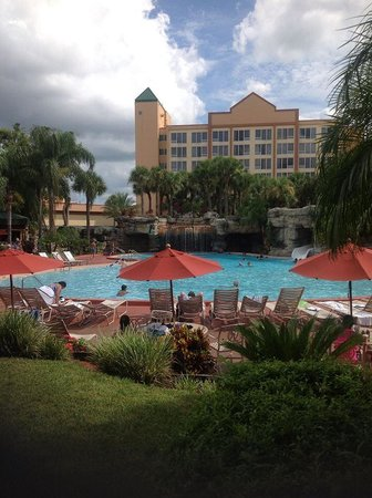 Radisson Resort Orlando-Celebration: View of the main pool