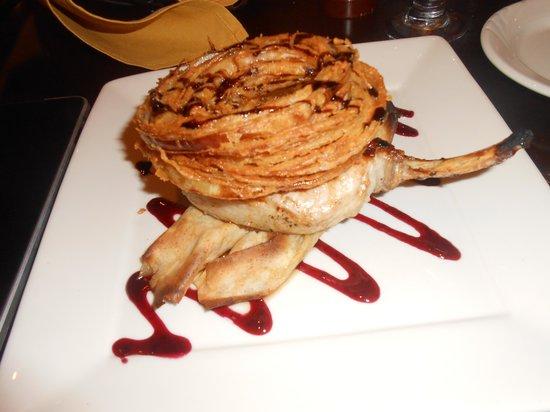 Deadwood Grille: Delicious Pork Chop