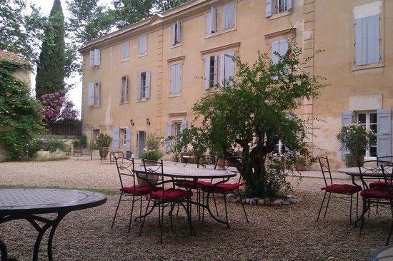 Chateau Rieutort : charmante façade
