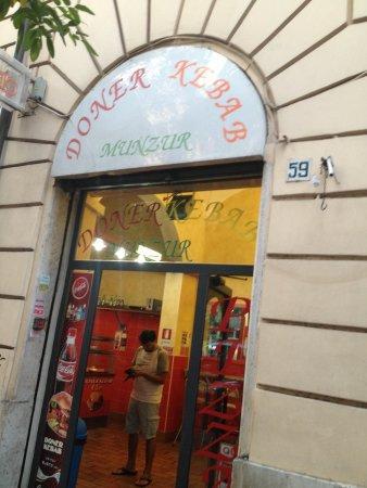Doner Kebab Munzur Rome