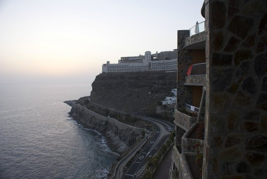 Gloria Palace Amadores Thalasso & Hotel: View from balcony