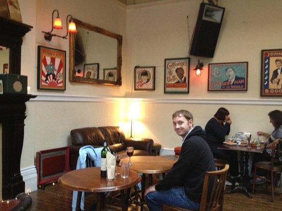 The Duke Of Cumberland Hotel: Main pub and restaurant