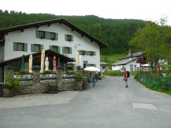 Hotel Restaurant Lavachey: Hotel Lavachey