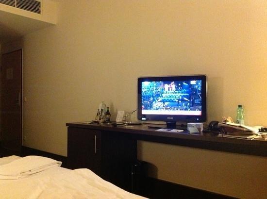 NH Wien City: room 508 Luglio 2013