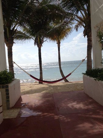 Del Sol Beachfront Hotel: Akumal Morning