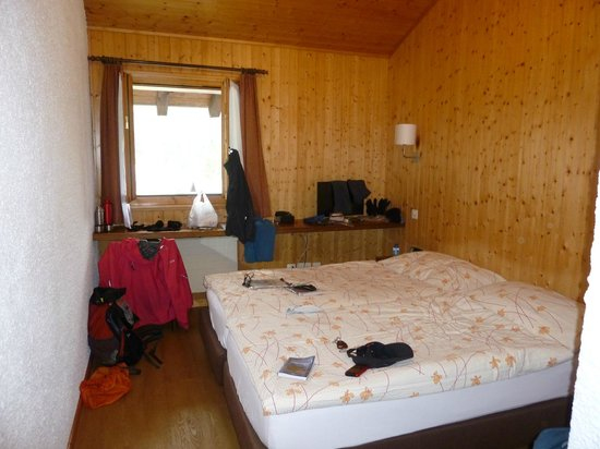 Hotel Edelweiss: our room