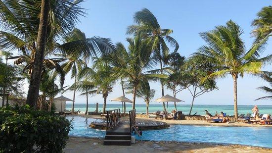 Sultan Sands Island Resort : piscine