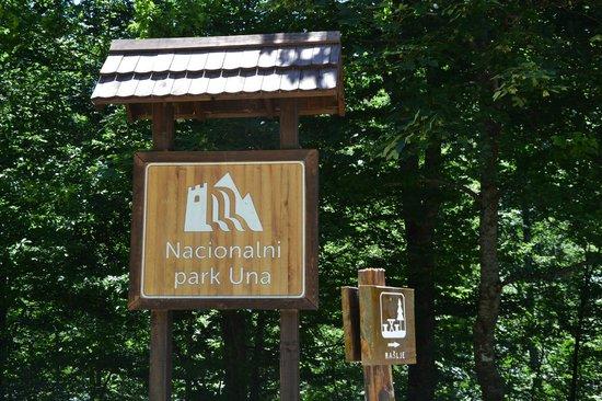 Una National Park: The creative UNA NP logo