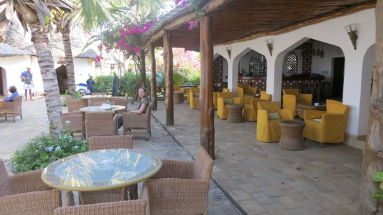 Sultan Sands Island Resort : bar