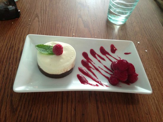 Harbourmaster Hotel: Pudding - out of this world! Utterly devine!