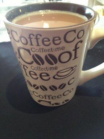 El Coffee Cozumel: delicioso café