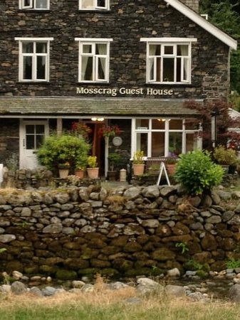 Mosscrag B&B: great location