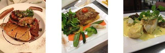 Le Verdiere : Poissons & Viandes finement selectionnées