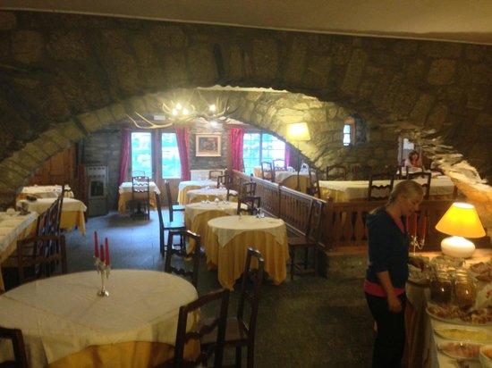 Hotel Dolonne : Restaurant