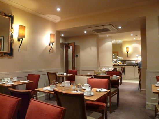 Blandford Hotel: Frühstücksraum