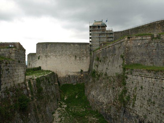 Ramparts - Picture of La Citadelle de Besancon, Besancon - TripAdvisor