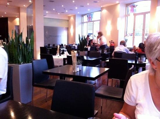 Waldstätterhof Swiss Quality Luzern Hotel: The restaurant