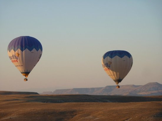 Butterfly Balloon - Picture of Butterfly Balloons, Goreme ...