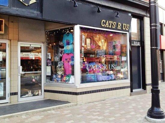 Cats R Us Cat Boutique