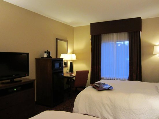 Hampton Inn Matamoras: Room 326