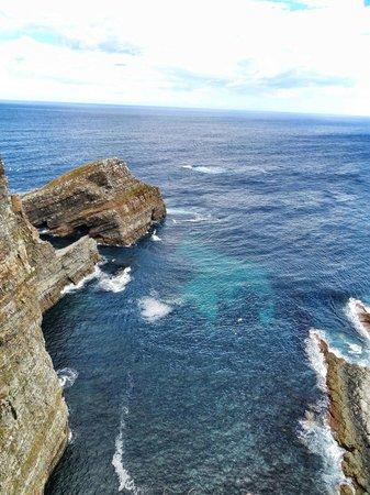 Cabo Vidio: vistas desde el faro