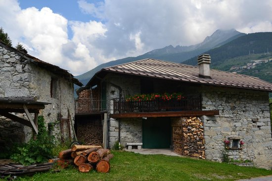 Camping & Chalet Presanella: A touch of history