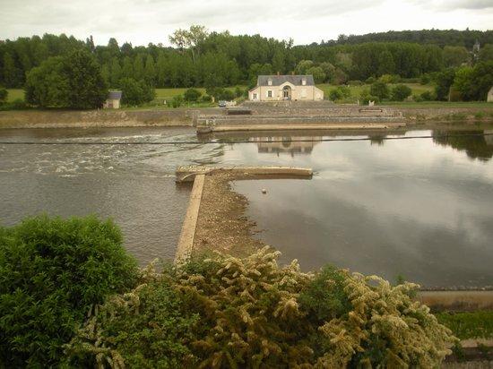 Le Moulin du Port: vu de la chambre