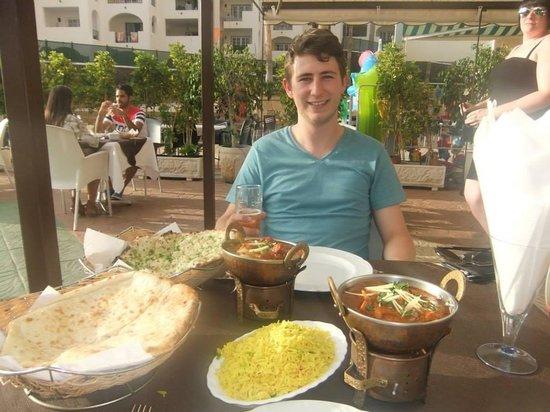Bombay Babu: Our amazing feast