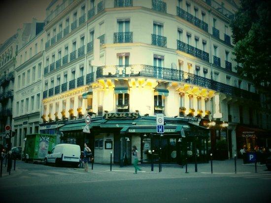 Hotel Abbatial Saint Germain: отель
