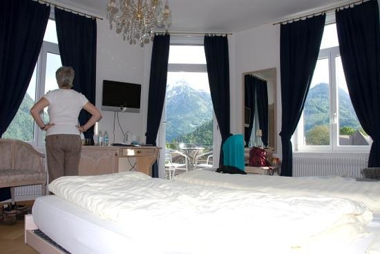 Carlton-Europe Hotel: Looking at that view!