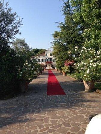 Park Hotel Villa Fiorita: bryllup på hotellet