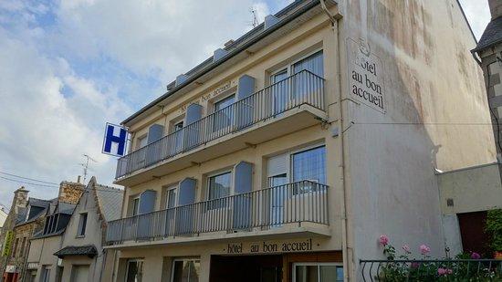 Au Bon Accueil : l'hôtel