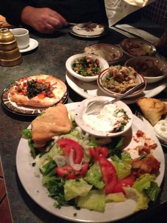 Nicholas Restaurant - NE Broadway : delicious and priced reasonably!