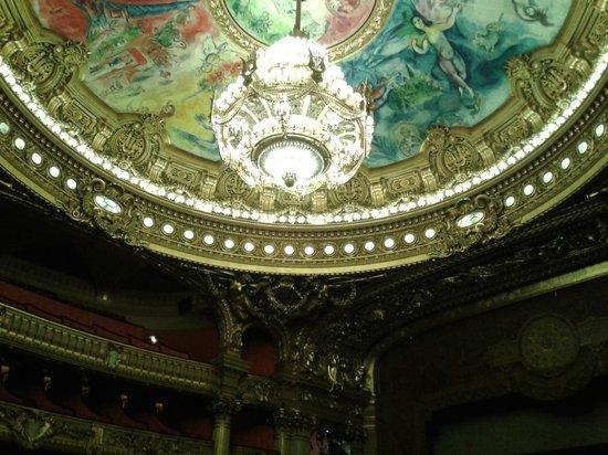 Zdjęcia Palais Garnier - Opera National de Paris, Paryż