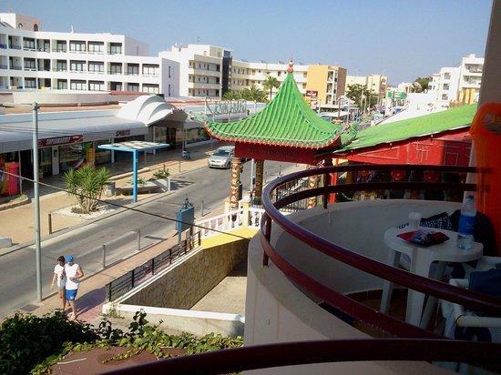 Complejo Costa Sur - Sol Post Hotel: Balcony