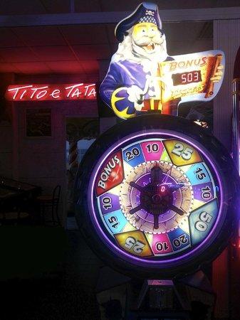 Sala Giochi Tito & Tata: gira la ruota