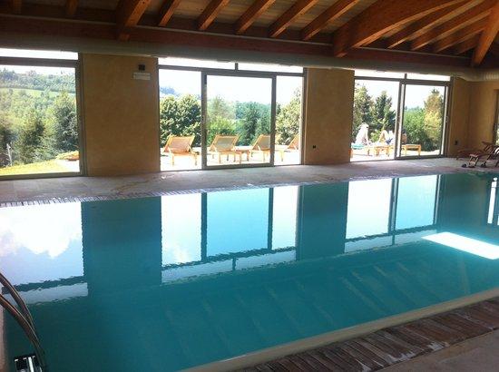 Hotel Relais Montemarino: Piscine