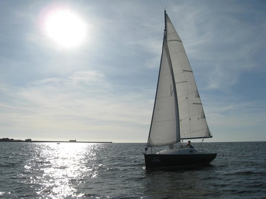 Bay Sea School: Sailing off into the sunset