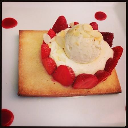 Restaurant L'insensé: dessert