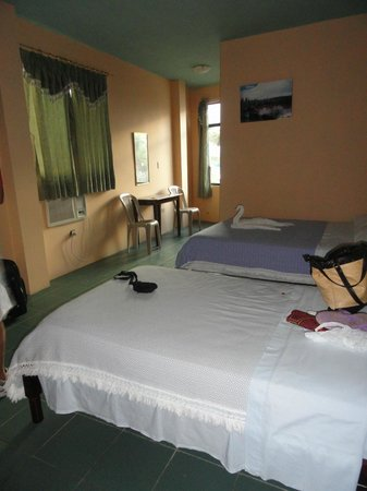 Hotel Isla del Descanso: Habitación