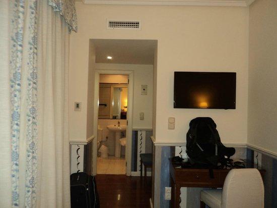 هوتل سوس: Visión desde habitación