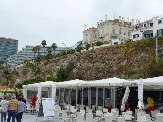 Hotel Sao Mamede : Набережная