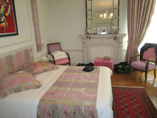 Champagne Andre Bergere : chambre