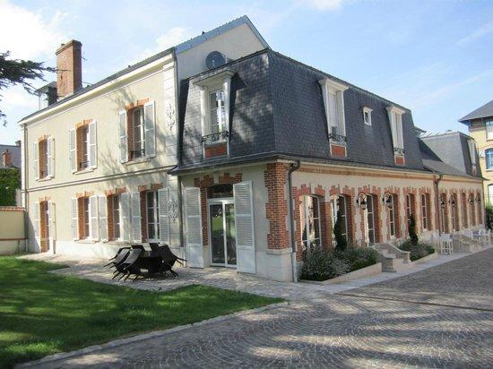 Champagne Andre Bergere : demeure des chambres d'hôtes